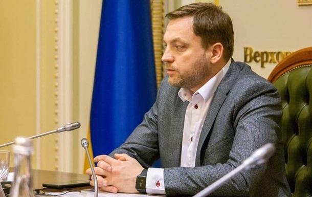 Зеленський поставив Монастирському топ-завдання