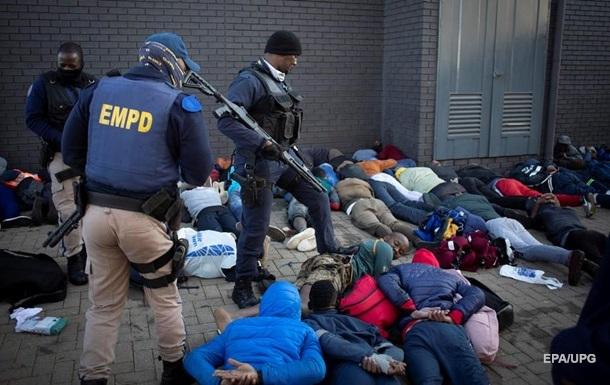 Заворушення в ПАР: кількість жертв перевищила 200 осіб