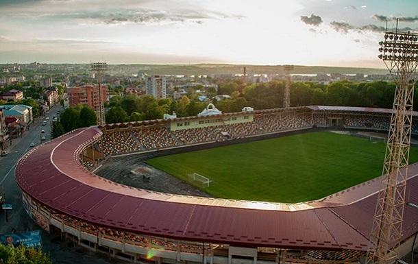 Рух гратиме домашні матчі УПЛ в Тернополі