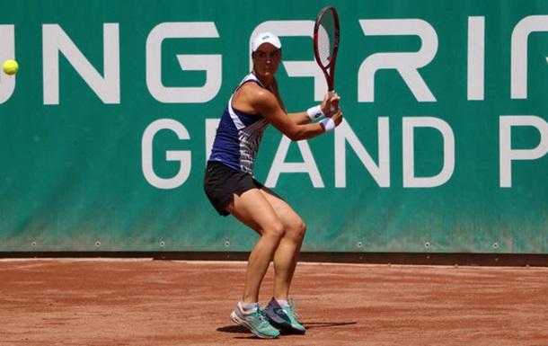 Калинина вышла в полуфинал турнира в Будапеште
