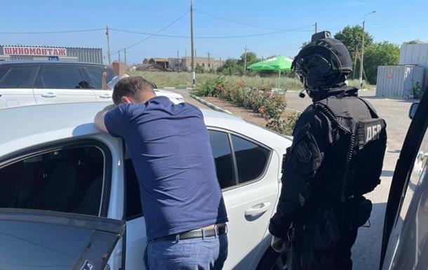 В Бердянске прокурор вымогал у бизнесмена $25 тысяч
