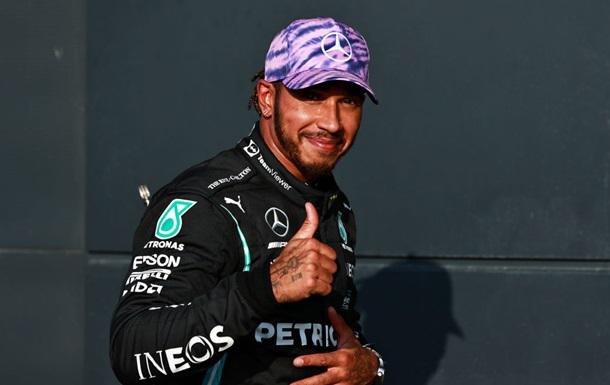 Хемілтон виграв кваліфікацію на Гран-прі Великобританії