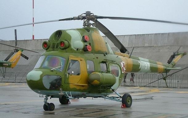 Через падіння вертольота на Миколаївщині загинуло двоє
