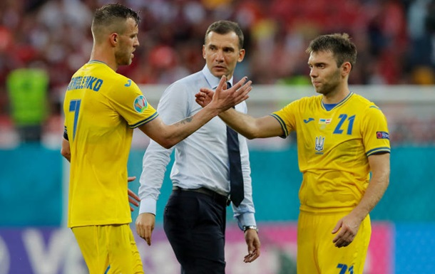 Гольовий пас Караваєва - один з найкращих на Євро-2020