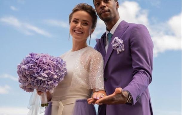 Свитолина - о свадьбе: Лучший день в моей жизни