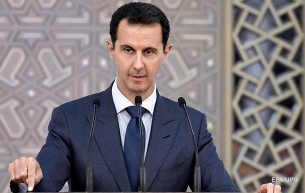 Асад вступив на четвертий термін президента Сирії