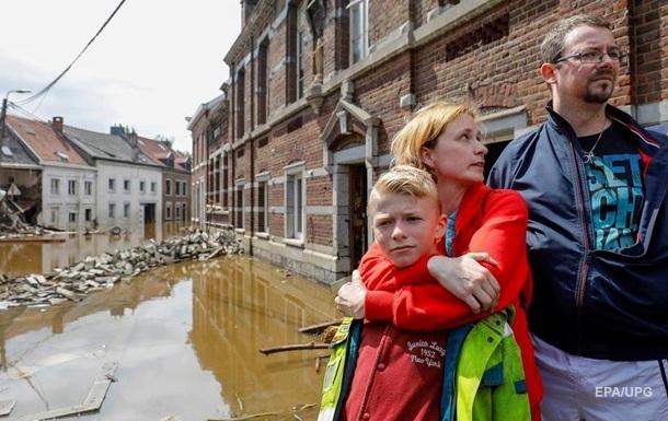 У Бельгії десятки жертв повені