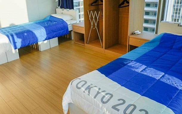 Учасників Олімпіади розмістять на `антисекс-ліжках`