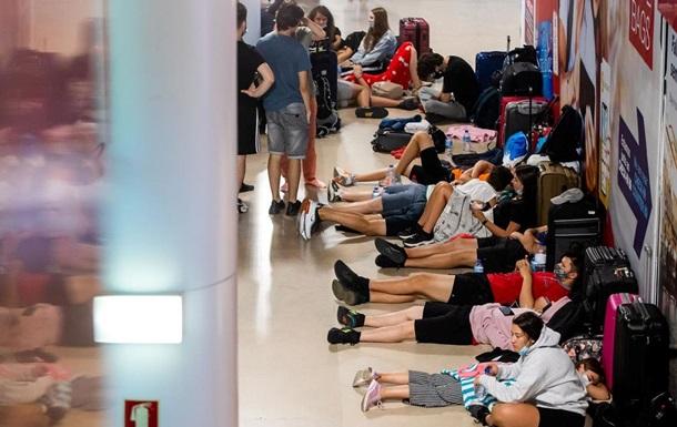 У Португалії скасували сотні авіарейсів через страйк