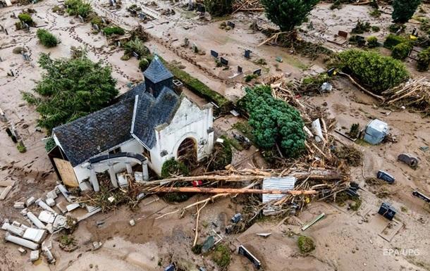Наводнение в Германии: жертвами стали 156 человек