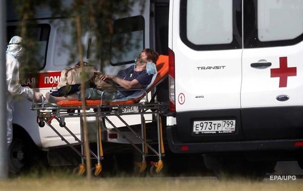 Россия обновила максимальный уровень COVID-смертности за неделю