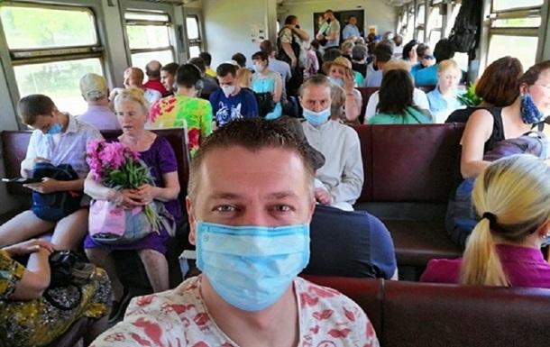 Суд отменил штраф за отсутствие маски в магазине Борисполя