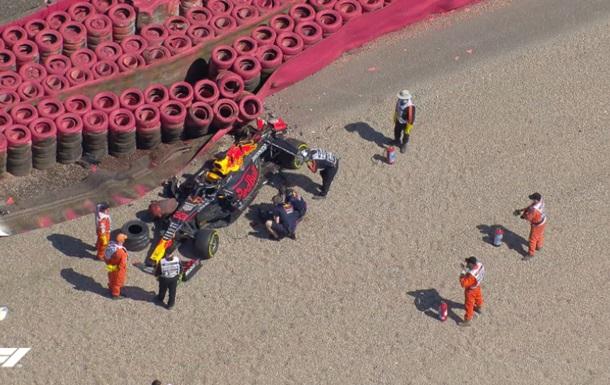 Ферстаппен и Хэмилтон столкнулись на Гран-при Великобритании