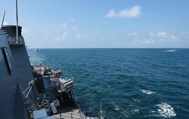 Sea Breeze-2021: корабли США покинули Черное море