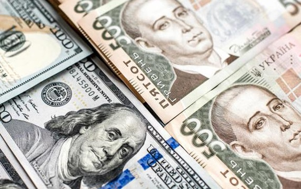 Курс валют: гривна продолжает укрепляться