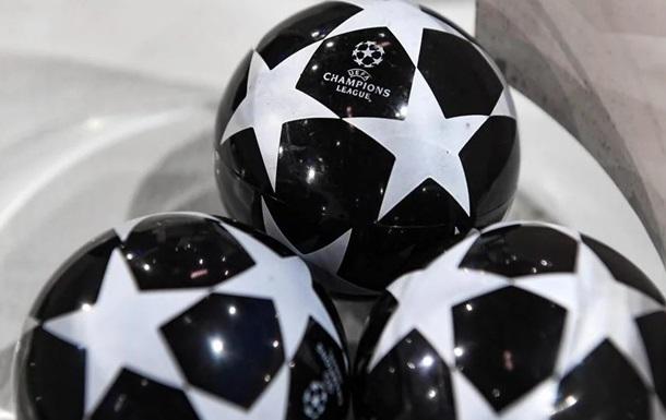 Результаты жеребьевки третьего раунда квалификации Лиги чемпионов
