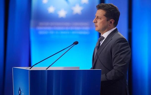 Правильний вибір: Зеленський про прагнення в ЄС