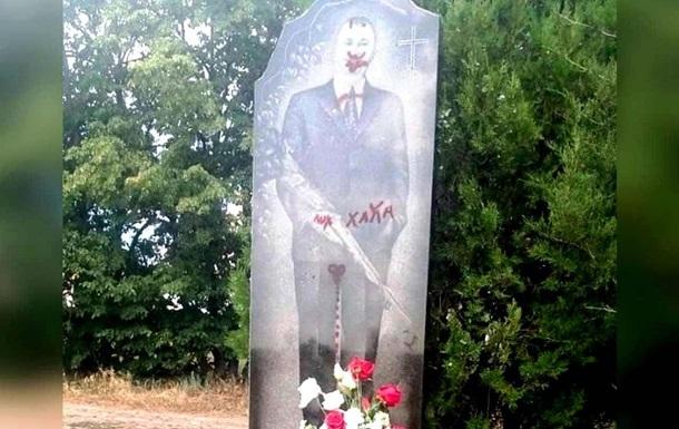 Под Харьковом подростки разгромили кладбище