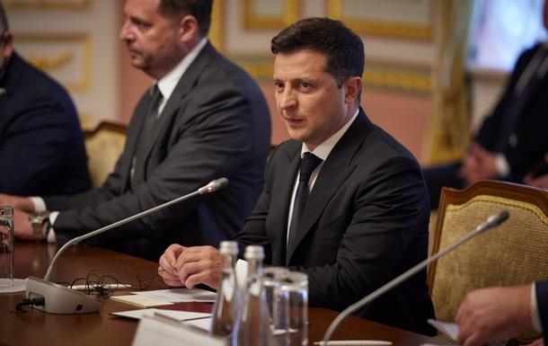 Зеленський запросив Грузію і Молдову на саміт