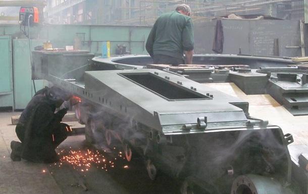 Опубліковані фото стану танка Оплот