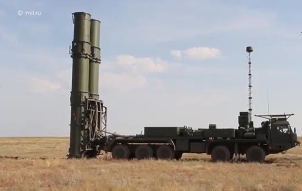 Росія провела випробування зенітної системи С-500