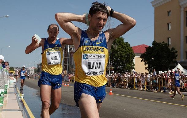 Украинского легкоатлета, который должен был ехать на Олимпиаду, дисквалифицировали