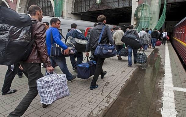 В НАН оценили количество украинских мигрантов