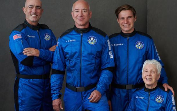 Самый богатый человек в мире летит в космос: онлайн-трансляция