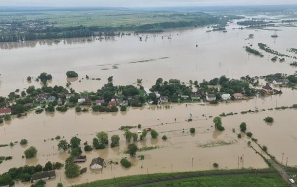 В реках Карпат поднимется уровень воды - спасатели