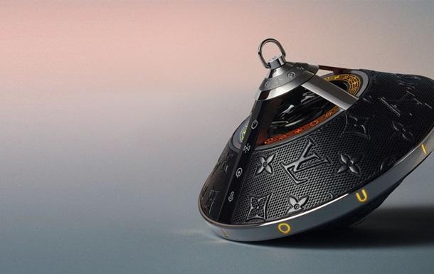 Louis Vuitton представил колонку в стиле НЛО
