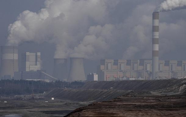 Минэкологии спрогнозировало рост выбросов украинской промышленности