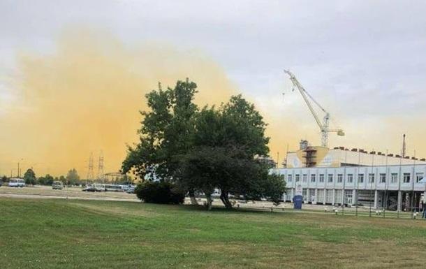 В Ровно произошел взрыв на химзаводе