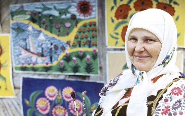 У ОП откроют детскую площадку, посвященную творчеству Марии Примаченко