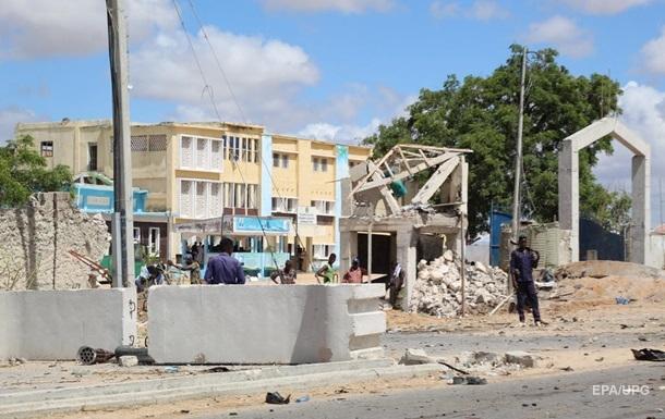 США завдали першого після приходу Байдена до влади удару по бойовиках Сомалі