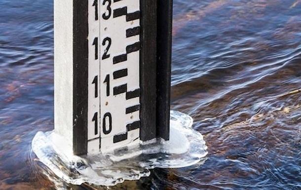 У річці Прут на Прикарпатті вода піднялася на метр