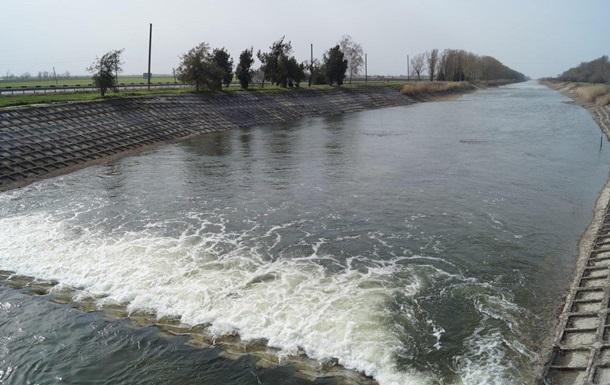 Северо-Крымский канал несет убытки