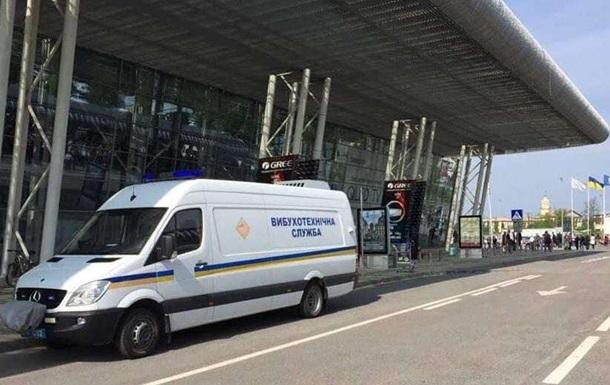 Аэропорт Львова эвакуировали из-за подозрительной сумки