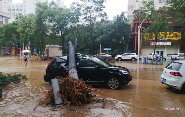Смертоносна повінь у Китаї. Фоторепортаж