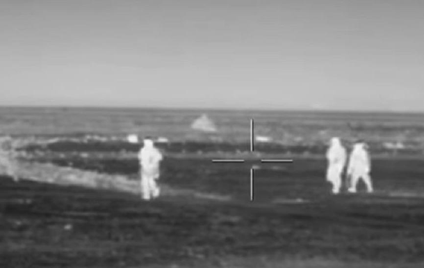 Ликвидация боевиков в Сирии попала на видео. 18+