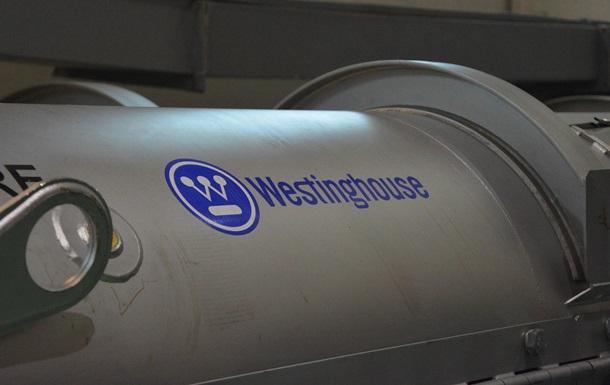 Ровенская АЭС получила ядерное топливо Westinghouse