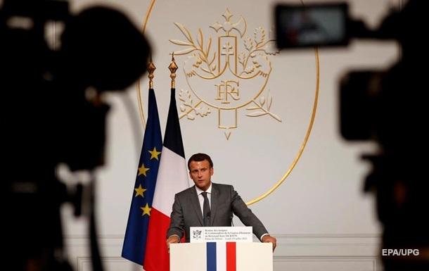Прослушка Макрона: во Франции начато расследование