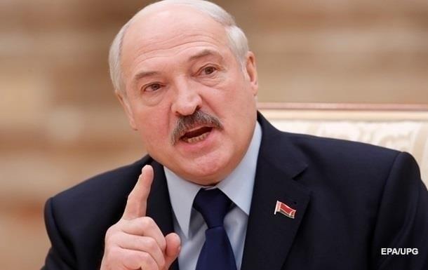 Лукашенко обвиняет Европу в развязывании войны