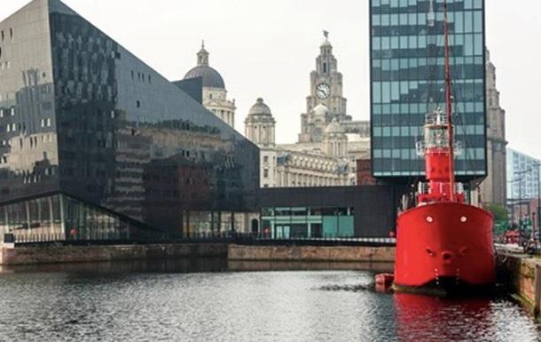 Ліверпуль виключили зі списку всесвітньої спадщини ЮНЕСКО