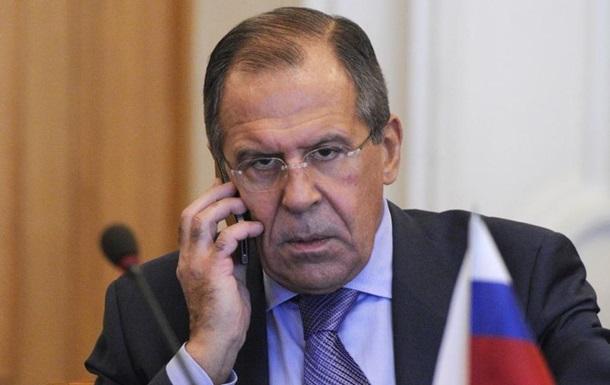 Вторгнення Росії до Афганістану не буде - Лавров