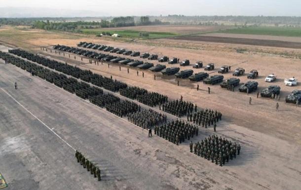 У Таджикистані за навчальною тривогою підняли всіх військових