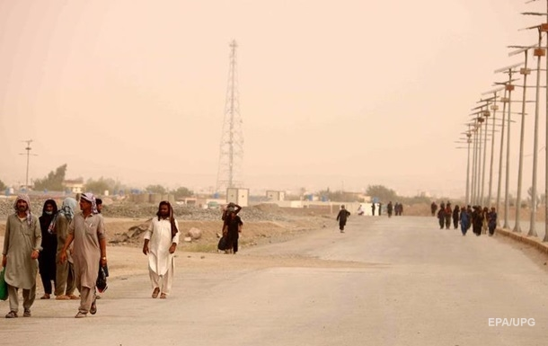 Талибан  заявил о контроле 90% границы Афганистана