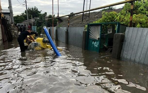 Залповый ливень: Одесса оказалась на грани катастрофы