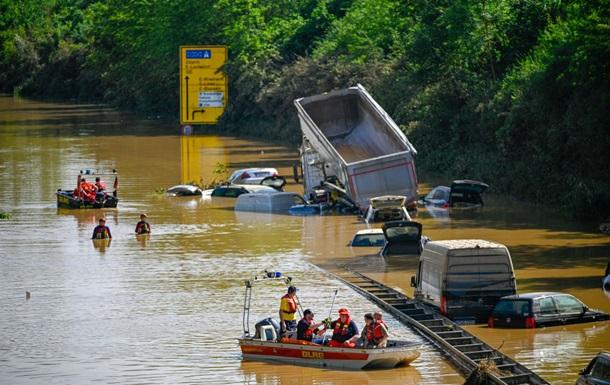 В Европе участятся масштабные наводнения – ученые