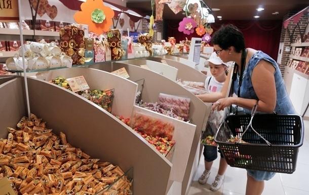Розничная торговля в Украине за год выросла на 13%