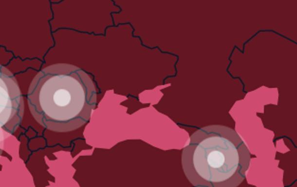 Із сайту Олімпіади прибрали карту з Україною без Криму